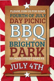 Postermywall Flyers 4th Free July Of Create