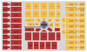 Music Hall Center Detroit Seating Chart Seating Charts Alerus Center