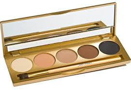 description the daytime eye shadow kit s five colors work together to create beautiful delicate shading it conns almond a color that s ideal for that