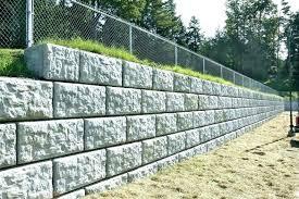 retaining wall blocks calculator