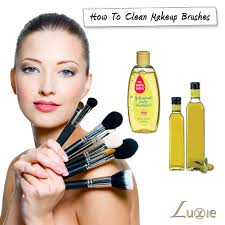 invest in a quality makeup brush cleanser like the the luxie beauty professional brush cleaner 12 00 to care for your brushes it has an anti bacterial