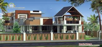 Modern Contemporary House Elevation