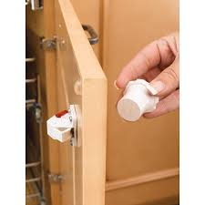 rev a shelf rev a lock cabinet security lock magnetic key