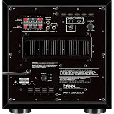 Yamaha NSSW300 250W Active Wired 10
