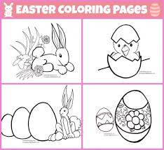 The first picture can be used for ascension thursday, as it is also in the easter season. Free Printable Easter Coloring Pages For Kids