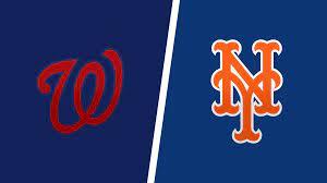 York Mets vs. Washington Nationals ...