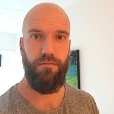 Scruffy Facial Hair Style 20 reasons to be bald with beard best 2017 style 8971 by wearticles.com
