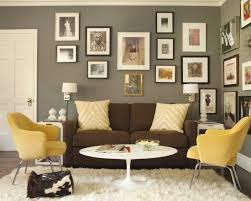 color schemes for brown furniture. Living Room, Brown Couch Gray Walls Pictured Room Color Schemes For Furniture R