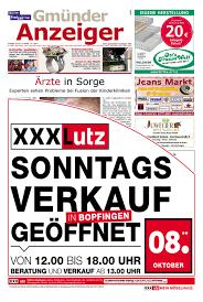 Der Gmünder Anzeiger Kw 40 By Sdz Medien Issuu