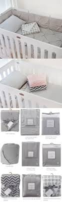grey essentials nursery collection by living textiles