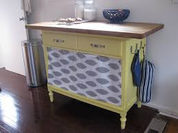 Kitchen Diy Kitchen Island From Dresser Design Decor Best On Diy