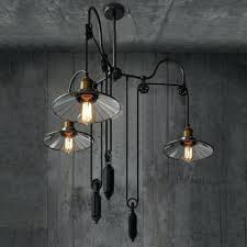 stupendous 3 light pulley mirrored adjule large led chandelier with saucer shade large ring led chandelier