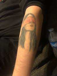 Birdbox Ruined This 2 Year Old Tattoo
