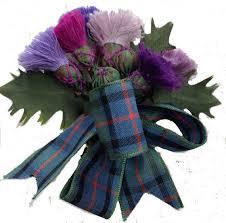 scottish thistles on a pinback by theoriginalribbonry on etsy diy pins necklaces hair bows scotland scottish thistle tartan