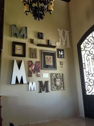 letters wall decor monogram wood sign wooden initial letters wall monogram wood cutout monogram room decal large monogram wooden alphabet letters wall decor