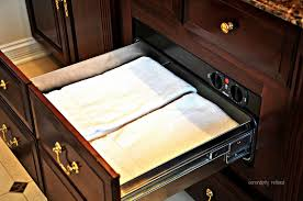 Bathroom Towel Warming Drawers