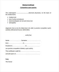 Example Certificate Student Of Good Conduct Sample Best Conformity