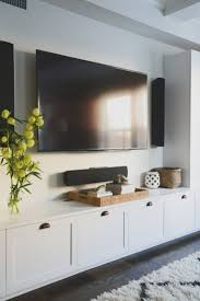 Living Room Media Furniture 17 Best Ideas About Media Wall Unit On Pinterest Built In Tv
