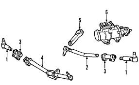 parts com® ford adjust tube f350 left tie rod power 4wd 2004 ford f 350 super duty king ranch v10 6 8 liter gas steering