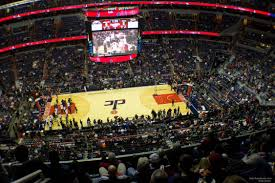 Capital One Arena Section 400 Washington Wizards