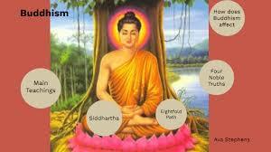 Buddhism by Ava Stephens