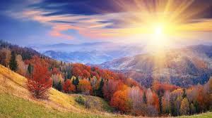 Bright Sunrise - Free Stock Photo by Pixabay on Stockvault.net