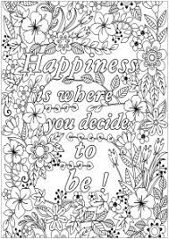 Discover and share inspirational quotes coloring pages. Positive And Inspiring Quotes Coloring Pages For Adults