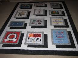 Best 25+ 3d quilts ideas on Pinterest | Quilts, Amish quilt ... & tshirt quilt with shadow boxes -- Bell Creek Quilts: February 2009 Adamdwight.com