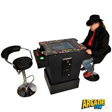 Cocktail Arcade Cabinet Video Game Arcade Cabinet Accessories Archives Arcade Cart