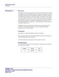 e7 best cc security practices fm micros pages 1 16 text version fliphtml5