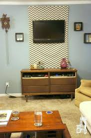 how to hide cords on wall mounted tv ways to hide or decorate around the regarding