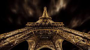 Paris Eiffel Tower Night (1920x1080 ...