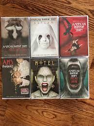 American Horror Story Seasons ...