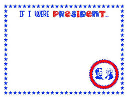 if i were president worksheet worksheets library  if i were president writing activity squarehead teachers