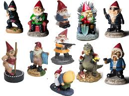 new novelty garden gnomes outdoor decoration statues ornaments funny