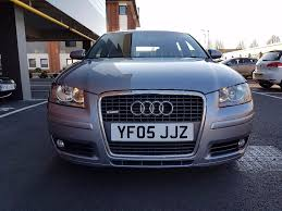 Audi A3 3.2 V6 Quattro S Line 2005 - 5dr Manual - Panoramic ...