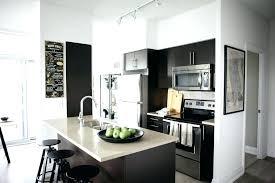 when in doubt accessorize small condo kitchen ideas decorating design philippines