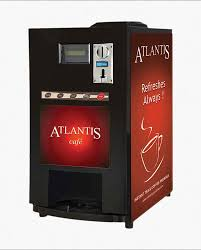 Coin Operated Vending Machine Extraordinary Atlantis Cafe Plus Coin Operated Vending Machine At Rs 48 Piece
