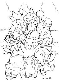 Pokemon Coloring Pages Printable Coloring Page Pokemon Coloring