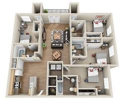 4 Bedroom Apartment Nyc Set Property
