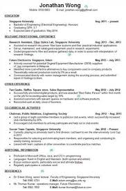 What Goes On A Resume