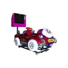 red bluechip amuts 3d video car