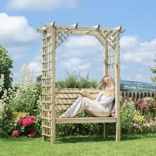 Simple Pergola 45 garden arbor bench design ideas & diy kits you can build over 3265 by xevi.us