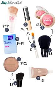 a starter makeup kit under 75
