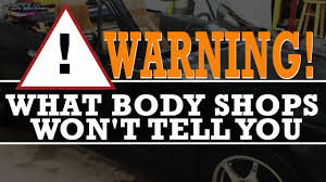 Napa Auto Paint Color Chart Warning What Most Body Shops Wont Admit To You When They