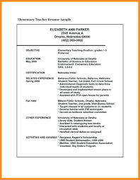 Sample Biodata Simple Biodata Format Filename For Teaching Job Teachers 0 Sample
