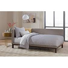 modern daybed. Perfect Daybed Dorel Home Furnishings Mid Century Linen Upholstered Modern Daybed  Multiple Colors 4 Inside