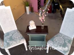 anthropologie style furniture. Anthropologie Style Chairs Restoration Plantation Chicago Anthropology Chair Custom White Flower Desk Floral Womens Furniture Female