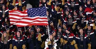 Host the Olympics ...