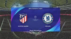 Atletico Madrid vs Chelsea - UEFA CHAMPIONS LEAGUE ROUND OF 16 - 1st Leg -  Predictions - 16 Feb 2021 - YouTube